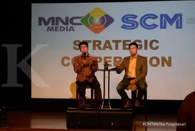 MNCN dan SCMA bekerja sama dalam produksi konten
