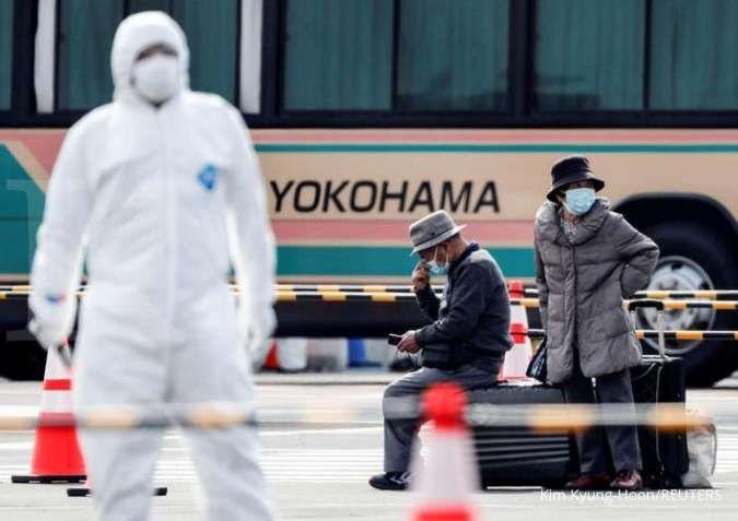 Tingkat bunuh diri di Jepang melonjak usai gelombang kedua Covid-19