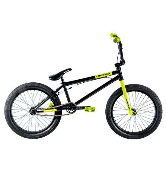 Tampil beda, harga sepeda BMX United 2020 dibanderol murah meriah