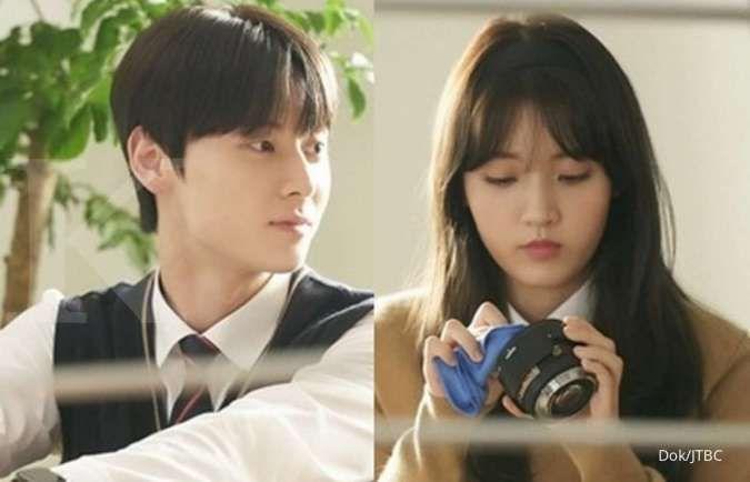 3 Drama Korea romantis di sekolah, ada Live On dan True Beauty