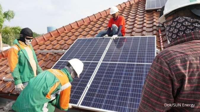 Promosi green energy, menabung di Bank Sinarmas gratis solar panel