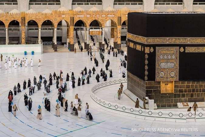 Ini rahasia pamerintah Arab Saudi sukses selenggarakan ibadah haji di tengah pandemi