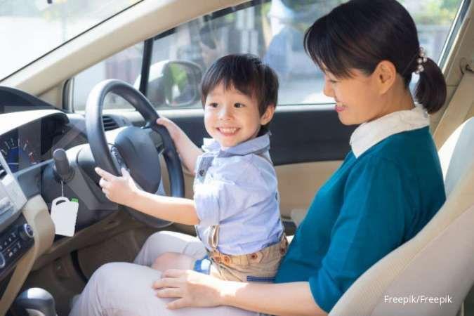 Biar lebih aman, begini tips mengemudi ketika membawa anak-anak