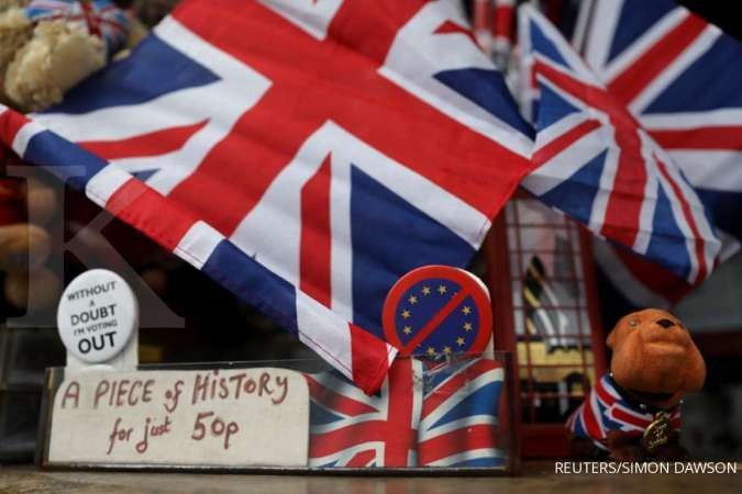 Inggris mengucapkan selamat tinggal pada Uni Eropa