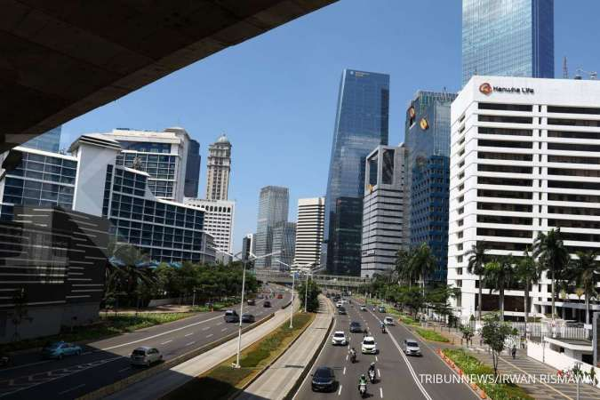 Ada pandemi Covid-19, tingkat kemacetan DKI Jakarta turun drastis di 2020