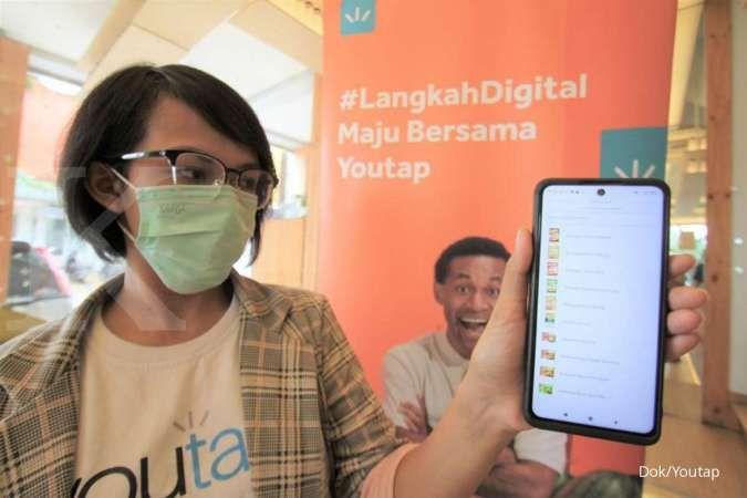 Perkuat layanan digital, Bank Mandiri gandeng fintech Youtap