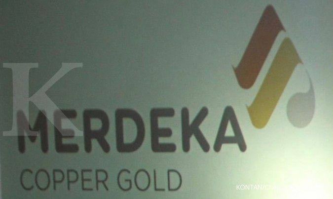 Merdeka Copper Gold (MDKA) akan terbitkan obligasi Rp 1,5 triliun, ini penggunaannya