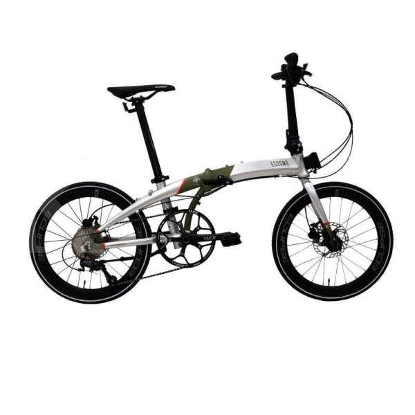 Harga sepeda lipat Element Ecosmo terbaru tak bikin kantong bolong