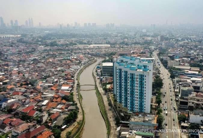 Cuaca besok di Jabodetabek cerah berawan, hujan di Bogor dan Tangerang