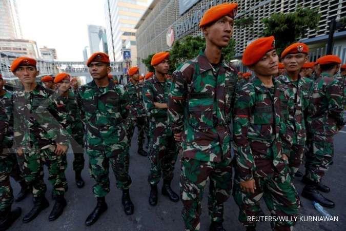 Pendaftaran Tamtama PK TNI AU gelombang II dibuka, ini syaratnya!