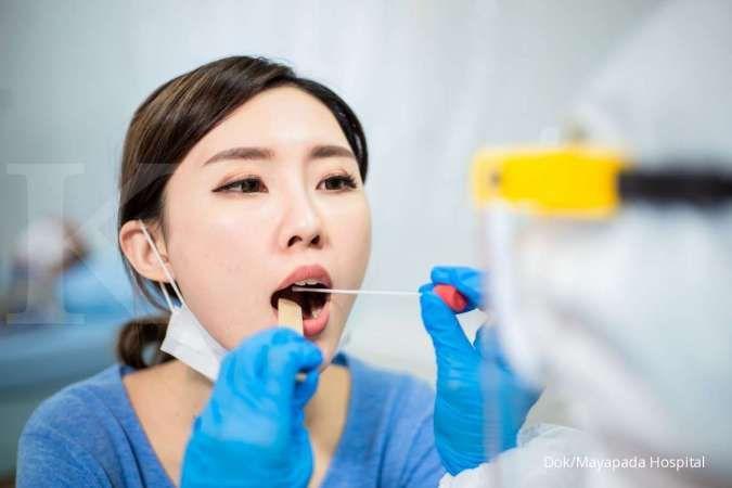 DKI Jakarta menggelar pemeriksaan tes PCR sebanyak 5.902 orang dalam sehari