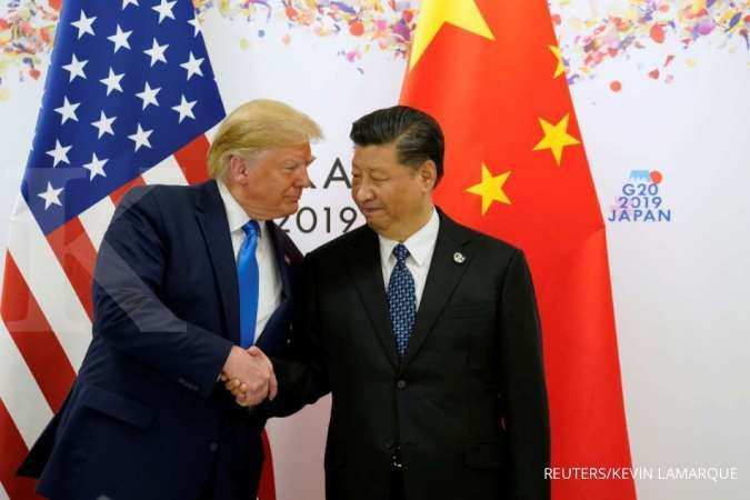 Melunak, China tawarkan proposal perdamaian untuk membeli produk pertanian AS