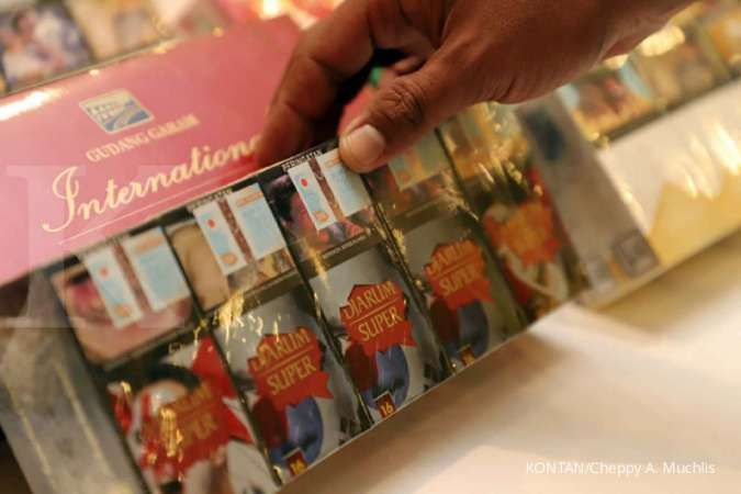 Ditjen Bea Cukai proyeksikan penerimaan cukai rokok tahun ini tak mencapai target