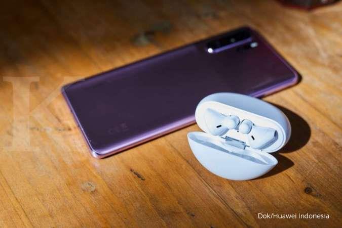 Resmi diluncurkan, earphone nirkabel Huawei Freebuds 3i dibanderol Rp 1,39 juta