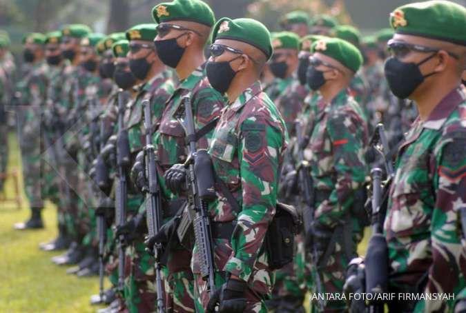 Mabes TNI buka pendaftaran calon Perwira Prajurit Karir 2021 lulusan D4-S1