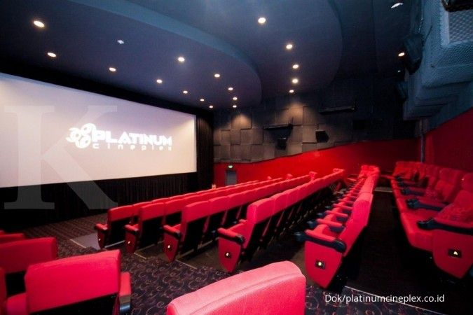 Selama lebaran, Platinum Cineplex mencatat kenaikan penonton sekitar 45%
