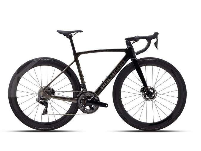 Rilisan terbaru! Inilah daftar harga sepeda balap Polygon Strattos DX series terkini