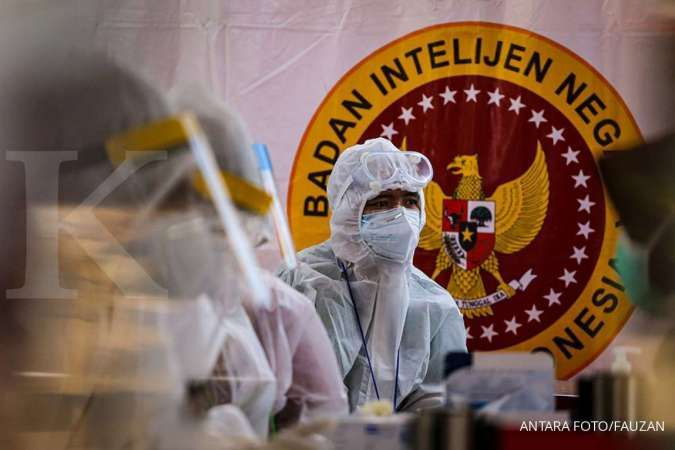 Presiden Jokowi coret BIN dari bawah koordinasi Kemenko Polhukam