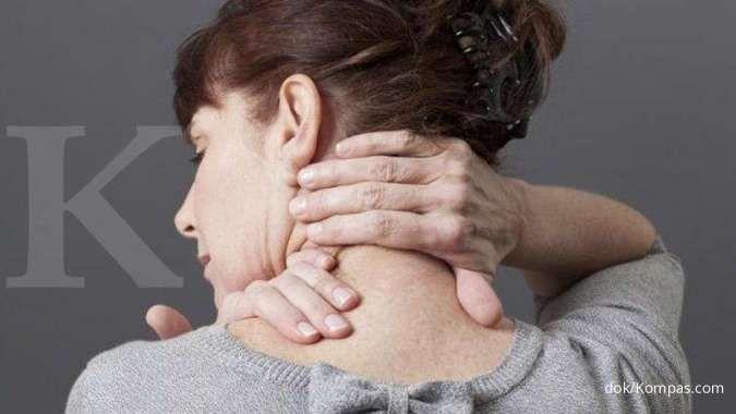 Awas! Sakit leher bisa dipicu dari gangguan kesehatan berikut ini