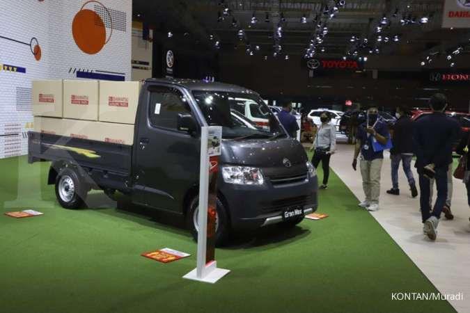 Prediksi penjualan mobil nasional 2021 Daihatsu lebih tinggi 15% dari Gaikindo