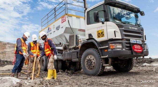 Ancora Indonesia Resources (OKAS) siapkan capex US$ 5 juta di 2020, untuk apa saja?