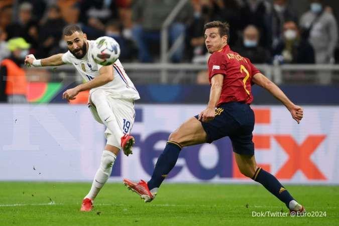 Duet Karim Benzema-Kylian Mbappe di Prancis moncer, kabar bahagia untuk Real Madrid
