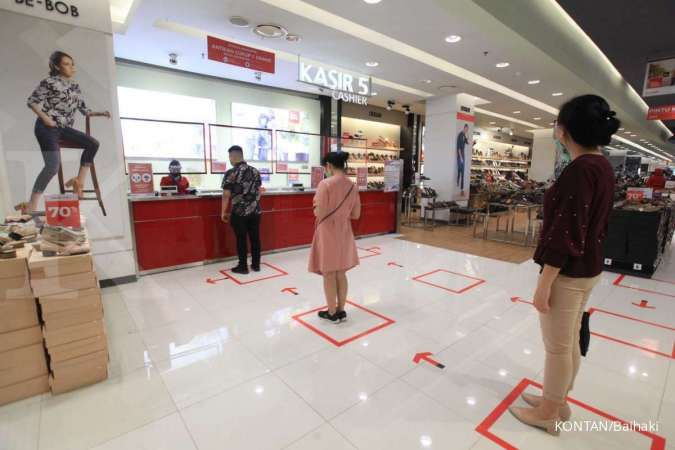 Terdampak Covid-19, pendapatan Matahari Departement Store (LPPF) turun 52,9%