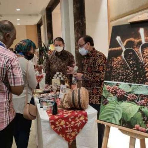 Pameran Produk Unggulan Indonesia di Mesir Bukukan Potensi Transaksi USD 3,26 Juta
