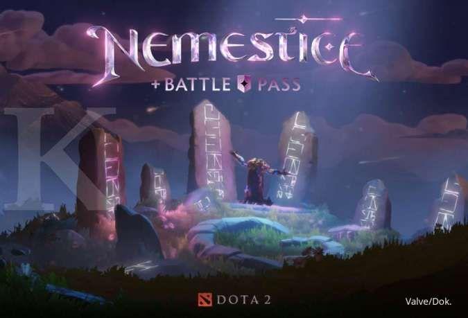 Dota 2 Nemestice dan Battle Pass rilis, hadirkan event baru hingga arcana Spectre