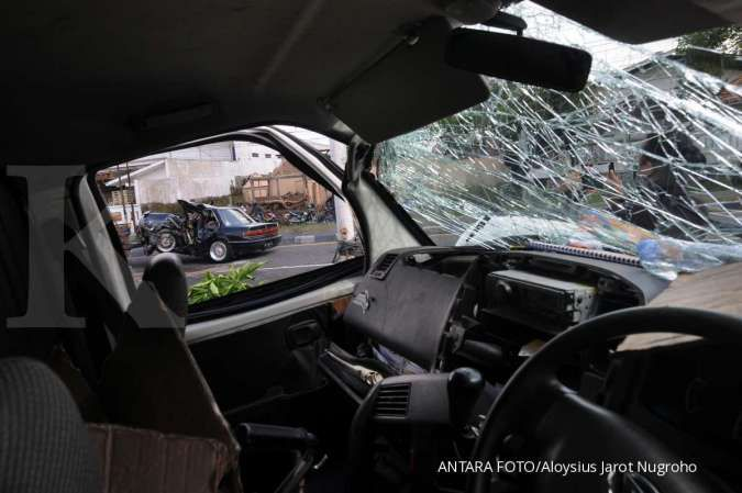 Berikut 3 tips menekan risiko finansial lantaran kecelakaan mobil