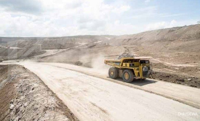 The trend of rising coal prices, Darma Henwa (DEWA) is more optimistic this year