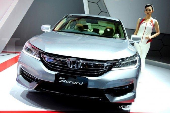 Harga Honda CRV & Accord murah di lelang mobil dinas, dimulai dari Rp 59 jutaan