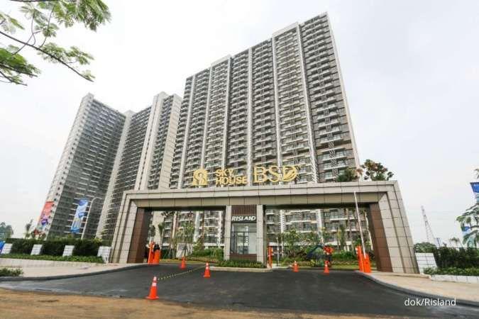 Risland Indonesia luncurkan tower Kensington Apartemen Sky House BSD+