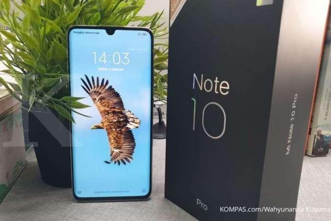 Mi Note 10 Pro mulai dijual di Mi Store Jabotabek berikut