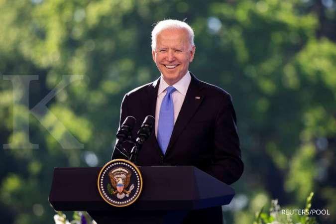 Joe Biden bagikan 55 juta vaksin Covid-19 ke berbagai negara, Indonesia termasuk