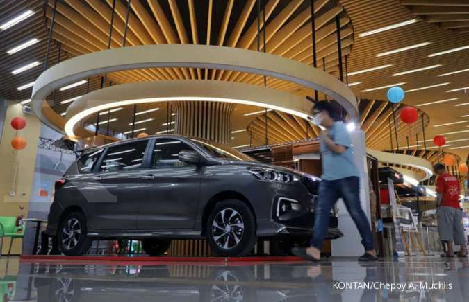 Permintaan meningkat, Suzuki Indomobil Sales (SIS) berupaya penuhi permintaan pasar