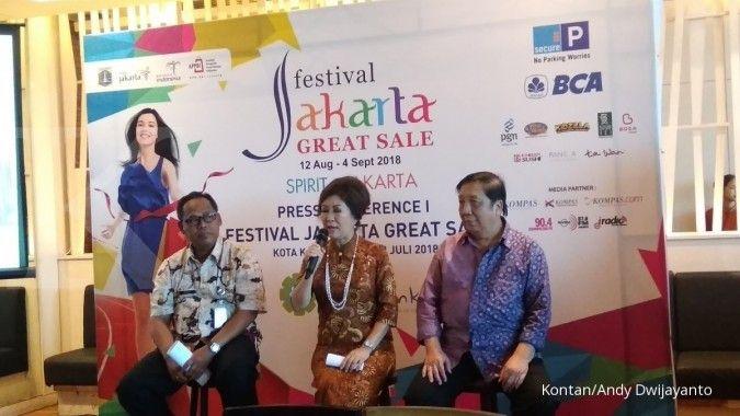 Festival Jakarta Great Sale targetkan transaksi Rp 4 triliun
