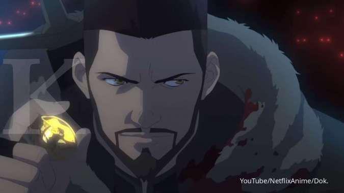 Rilis Agustus di Netflix, trailer anime The Witcher: Nightmare of the Wolf mengemuka