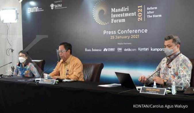 Mandiri Investment Forum bidik 15.000 investor