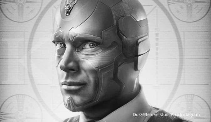 Sebelum WandaVision, Paul Bettany sempat mengira akan dipecat oleh Marvel