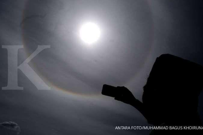 Warning BMKG: Pukul 12.00-13.00, sinar UV berisiko bahaya sedang hingga sangat tinggi