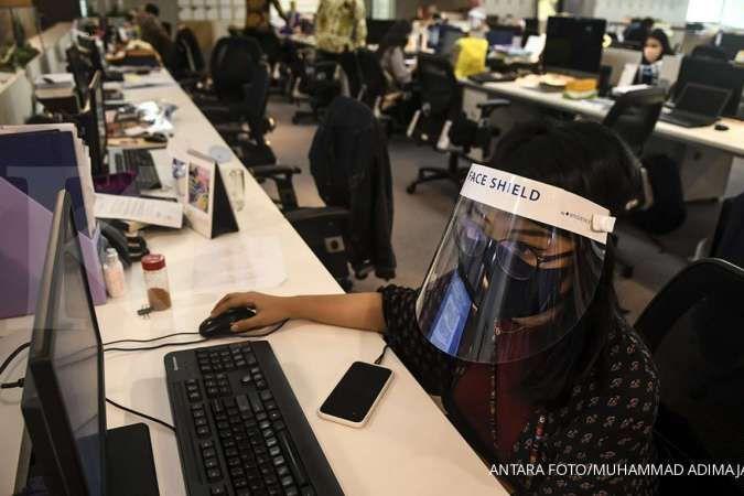 Waspada klaster perkantoran, taati protokol kesehatan ini bagi karyawan di kantor