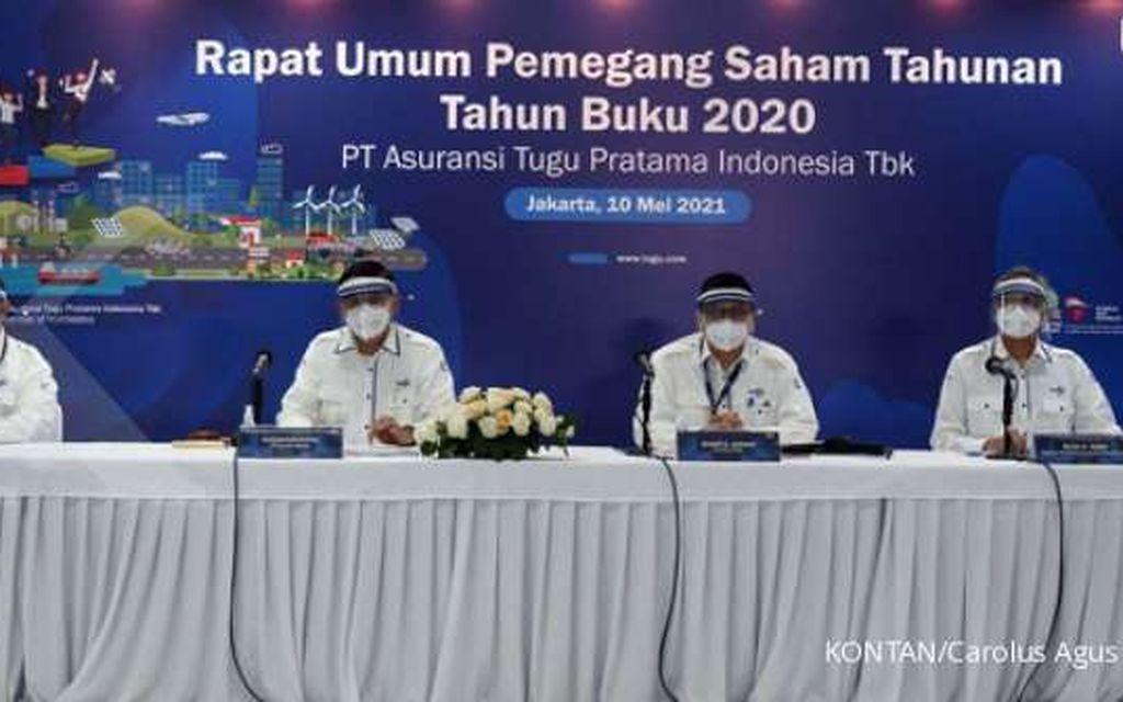 Tugu Insurance Terus Genjot Inklusi Asuransi Selama Pandemi