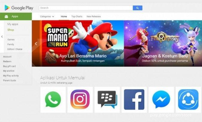 Saran buat pengguna Android, hapus 17 aplikasi ini