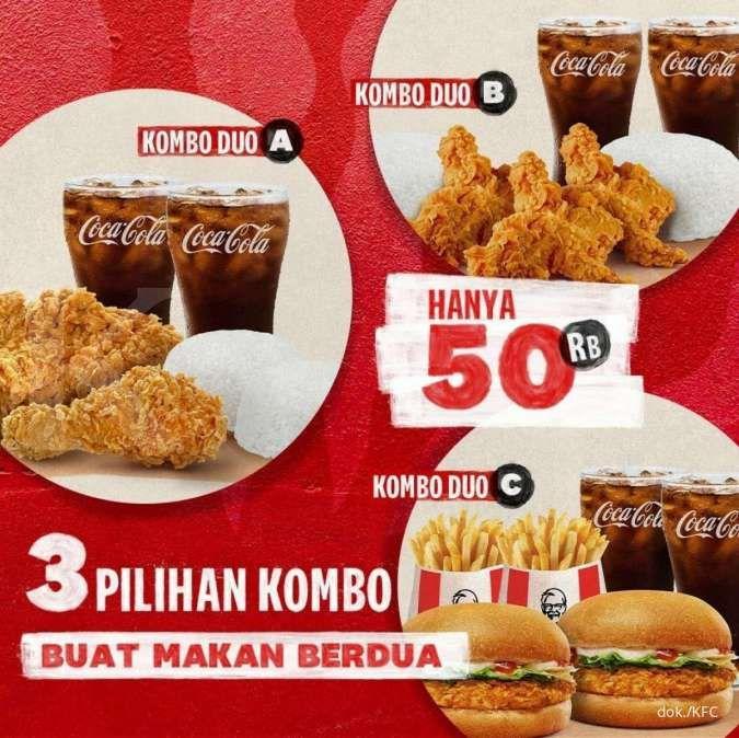 Promo KFC Kombo Duo