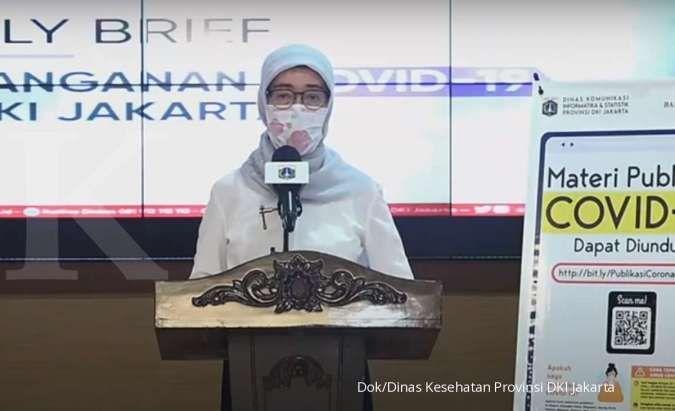 Duh, kepatuhan penggunaan masker di DKI Jakarta turun menjadi 20%-25%