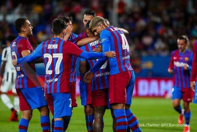 Jadwal Liga Champions malam ini, kans Barcelona beri balasan Bayern Munchen
