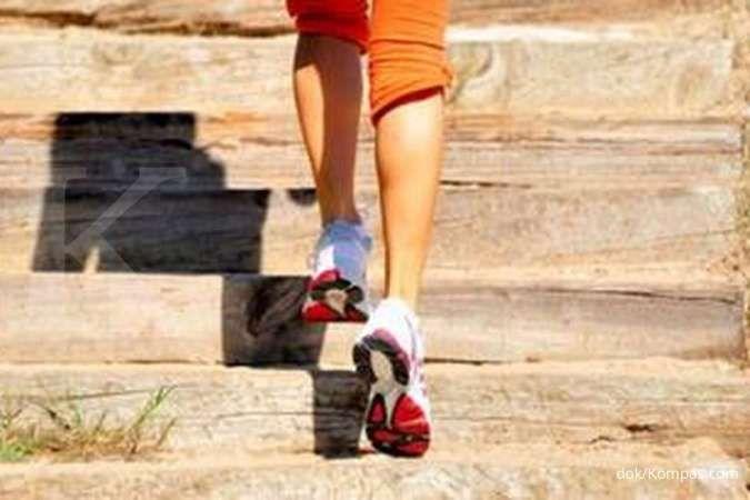 Sederet manfaat naik turun tangga untuk kesehatan tubuh