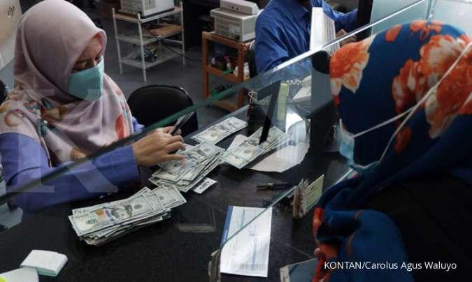 Kurs dollar-rupiah di BCA hari ini Rabu 2 Desember 2020