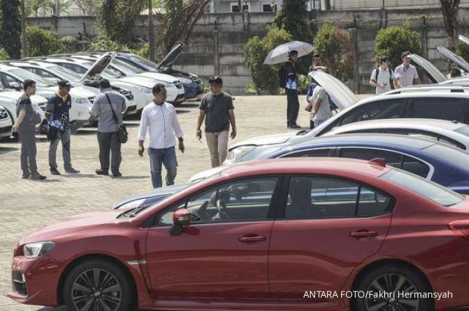 Rp 20 jutaan, lelang mobil dinas Mitsubishi Lancer ditutup hari ini